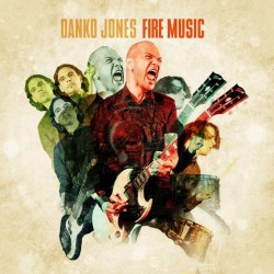 Danko Jones - Fire Music - LP COLOURED
