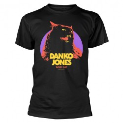 Danko Jones - Wild Cat - T-shirt (Men)