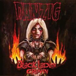 Danzig - Black Laden Crown - CD DIGIPAK