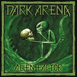 Dark Arena - Alien Factor - CD