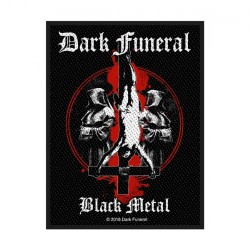 Dark Funeral - Black Metal - Patch