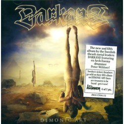 Darkane - Demonic Art - CD