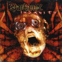Darkane - Insanity - CD DIGIPAK