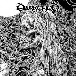 Darkened - Into The Blackness - CD EP