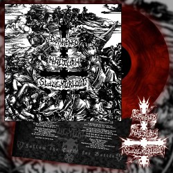 Darkened Nocturn Slaughtercult - Follow The Calls For Battle - LP Gatefold Coloured