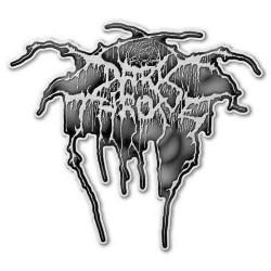 Darkthrone - Logo - METAL PIN