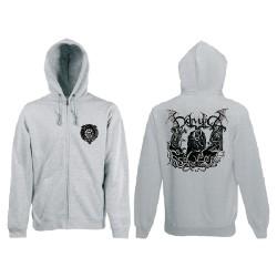 Darvulia - Noeud de Sorcières - Hooded Sweat Shirt Zip (Men)