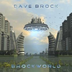 Dave Brock - Brockworld - CD DIGIPAK