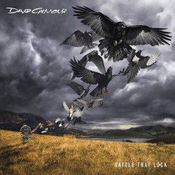 David Gilmour - Rattle That Lock - LP Gatefold
