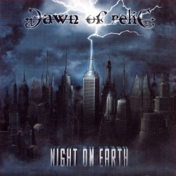 Dawn Of Relic - Night on Earth - CD