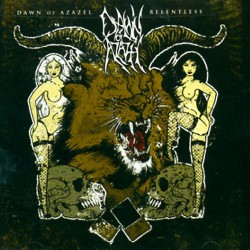 Dawn Of Azazel - Relentless - CD