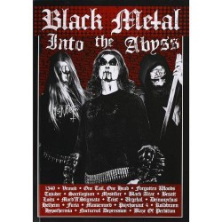 Dayal Patterson - Black Metal : Into The Abyss - BOOK