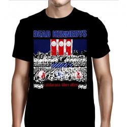 Dead Kennedys - California Uber Alles - T-shirt (Men)