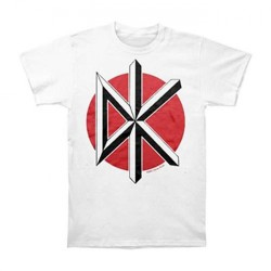Dead Kennedys - Jumbo Logo - T-shirt (Men)