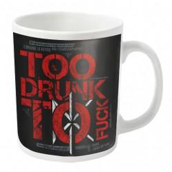Dead Kennedys - Too Drunk - MUG