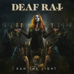 Deaf Rat - Ban The Light - LP COLOURED