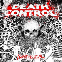 Death Control - Awaiting Us All - CD
