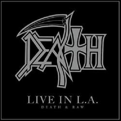 Death - Live In L.A. - DOUBLE LP Gatefold