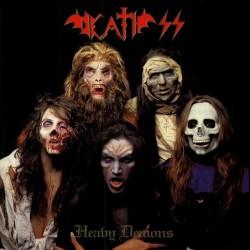 Death SS - Heavy Demons - CD DIGIPAK