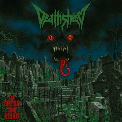 Deathstorm - For Dread Shall Reign - CD
