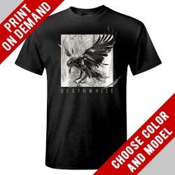 Deathwhite - Crow - Print on demand