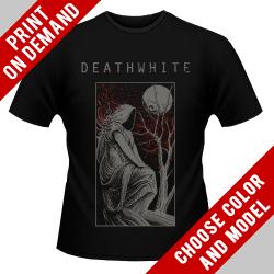 Deathwhite - The Night Martyr - Print on demand