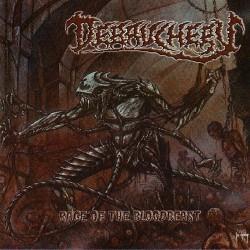 Debauchery - Rage of the Bloodbeast - CD