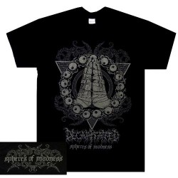 Decapitated - Spheres Of Madness - T-shirt (Men)
