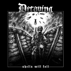 Decaying - Shells Will Fall - CD