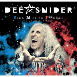 Dee Snider - Sick Mutha F**ckers - Live In The USA - CD DIGISLEEVE