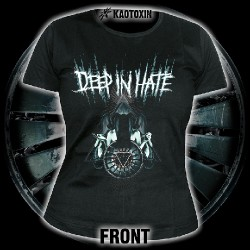 Deep In Hate - Chronicles - T-shirt (Women)