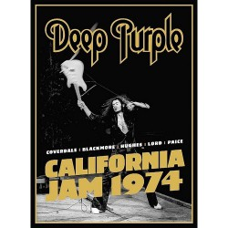 Deep Purple - California Jam 1974 - DVD