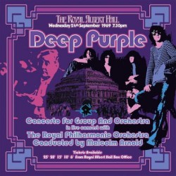 Deep Purple - Concerto For Group And Orchestra - DOUBLE CD SLIPCASE