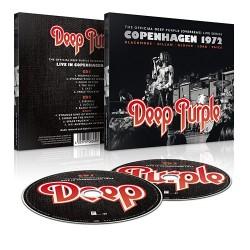 Deep Purple - Live In Copenhagen 1972 - 2CD DIGIPAK