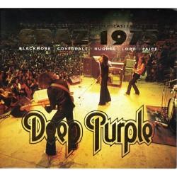 Deep Purple - Live In Graz 1975 - CD DIGIPAK