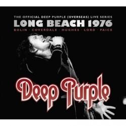 Deep Purple - Live In Long Beach 1976 - 2CD DIGIPAK