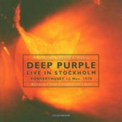 Deep Purple - Live In Stockholm 1970 - DOUBLE CD