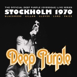 Deep Purple - Live In Stockholm 1970 - 2CD + DVD