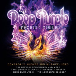 Deep Purple - Phoenix Rising - DOUBLE LP Gatefold