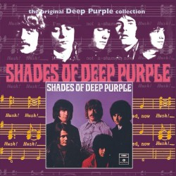 Deep Purple - Shades Of Deep Purple - CD
