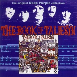 Deep Purple - The Book Of Taliesyn - CD