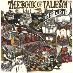 Deep Purple - The Book Of Taliesyn - LP Gatefold