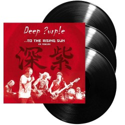 Deep Purple - To The Rising Sun In Tokyo - TRIPLE LP