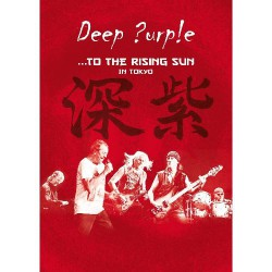 Deep Purple - To The Rising Sun In Tokyo - DVD