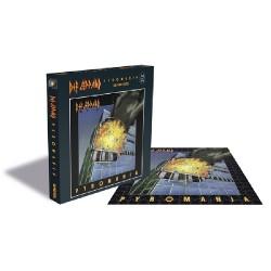 Def Leppard - Pyromania - Puzzle
