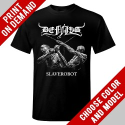 Defiled - Slaverobot - Print on demand