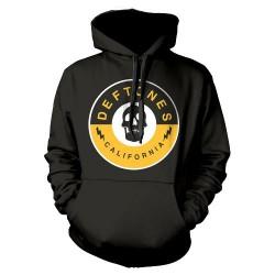 Deftones - California - Hooded Sweat Shirt (Men)