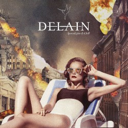 Delain - Apocalypse & Chill - DOUBLE LP Gatefold