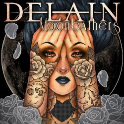 Delain - Moonbathers - 2CD DIGIBOOK