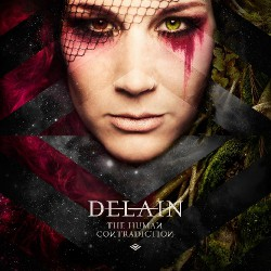 Delain - The Human Contradiction - CD